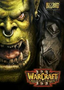 Warcraft 3 Reign of Chaos Cover