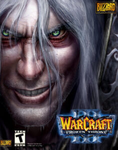 Warcraft 3 The Frozen Throne Cover