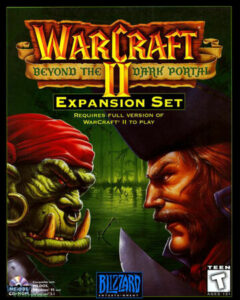 Warcraft II Beyond The Dark Portal Cover