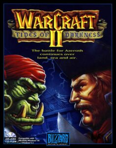Warcraft II Tides of Darkness Cover