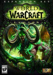 World of Warcraft Legion Cover