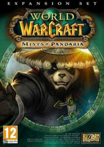 World of Warcraft Mists of Pandaria Cover