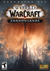 World of Warcraft Shadowlands Cover